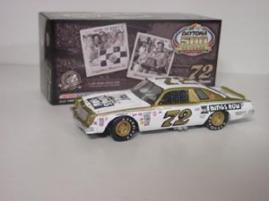 "1975 Benny Parsons 1/24th Kings Royal ""Daytona 500 Win"" car"