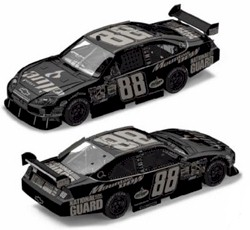 "2008 Dale Earnhardt Jr 1/24th AMP ""Black Series"" car"