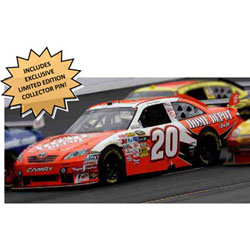 "2009 Joey Logano 1/24th Home Depot ""New Hampshire Win"" car"