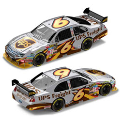"2009 David Ragan 1/24th UPS ""Freight"" car"