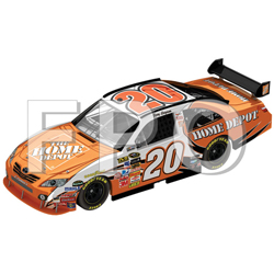 2010 Joey Logano 1/64th Home Depot  Pitstop Series car