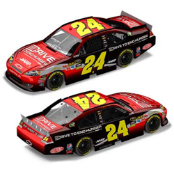2011 Jeff Gordon 1 64th Aarp Foundation Drive To End Hunger Pitstop Series Car