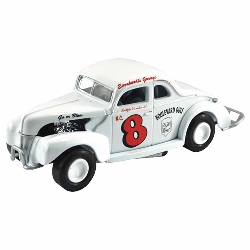 1940 Ralph Earnhardt 1/24th Boulevard Gulf Ford Coupe