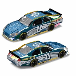 """2011 Class Car 1/64th Nascar """"Hall of Fame"""" PitstopSeries car"""