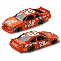 2011 Joey Lagona 1/64th Home Depot Pitstop Series car