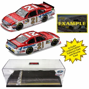 "2011 Trevor Bayne 1/24th Motorcraft ""Daytona 500 Win"" car"