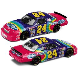 "1992 Jeff Gordon 1/24th Dupont ""Dupont 20th Anniversary 1st Dupont Cup Car"" car"