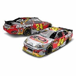 "2012 Jeff Gordon 1/24th Dupont ""Dupont 20th Anniversary"" car"