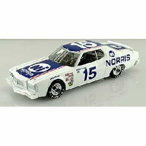 1976 Buddy Baker 1/24th Norris Industries Ford Torino