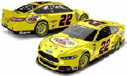 2013 Joey Logano 1/64th Pennzoil  Pitstop Series car