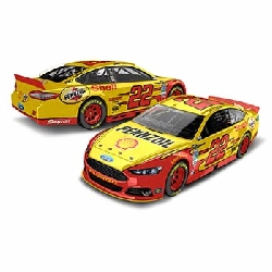 2013 Joey Logano 1/64th Shell Pitstop Series car