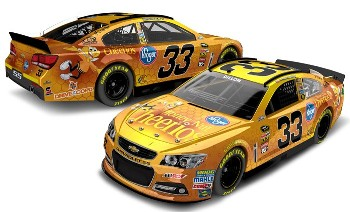 2013 Austin Dillon 1/24th Honey Nut Cheerios car