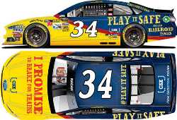 2013 David Ragan 1/64th CSX-Play It Safe Pitstop Series car