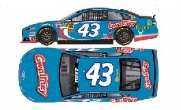 2013 Aric Almirola 1/64th Gwaltney Pistop Series car