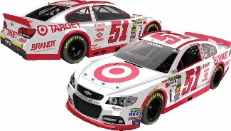 2013 Kyle Larson 1/64th Target Pitstop Series car