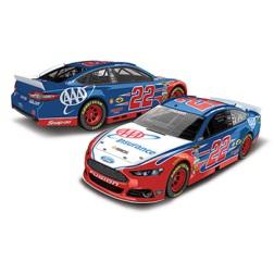 2014 Joey Logano 1/24th AAA Insurance car