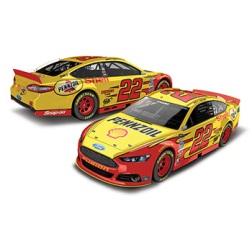 2014 Joey Logano 1/24th Shell-Pennzoil car