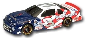 "1996 Dale Earnhardt 1/64th Olympic ""Revell Collection"" car"