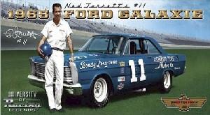 "1965 Ned Jarrett 1/24th ""Richmond Motor Co"" Ford Galaxie"