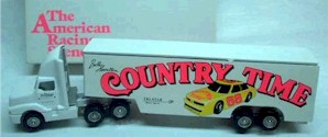1992 Bobby Hamilton 1/64 Country Time Winross hauler